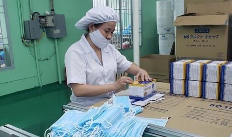 Việt Nam xuất hơn nửa tỷ khẩu trang mùa dịch