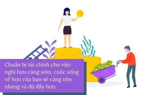 Ở Việt Nam, cần lập kế hoạch tài chính thế nào để thoải mái nghỉ hưu mà không phải lo nghĩ