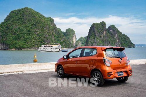 Toyota Việt Nam ra mắt Wigo 2020 có giá bán từ 352 triệu đồng