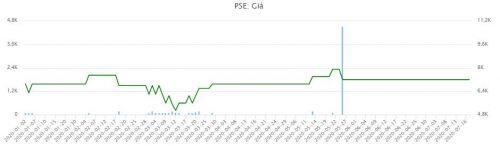 PSE thực hiện được 70% kế hoạch lãi sau thuế 2020