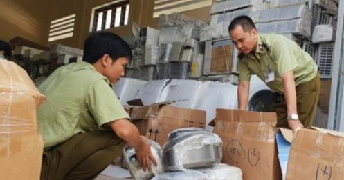Quảng Bình thu hơn 15 tỷ đồng từ công tác chống buôn lậu, gian lận thương mại và hàng giả