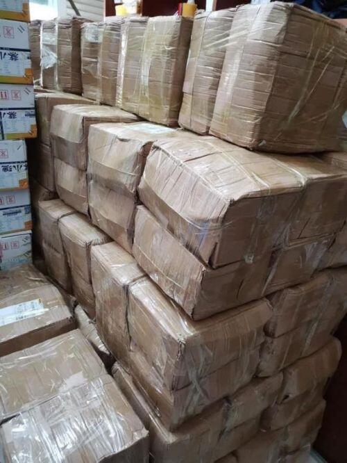 Bánh trung thu 2.000 đồng/chiếc, kho hàng chục tấn toàn in chữ Trung Quốc