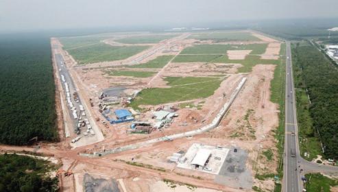 Dự án giải phóng mặt bằng sân bay Long Thành: Nhiều gói thầu sắp triển khai