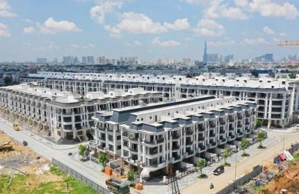 Thị trường TP. HCM nửa cuối năm: 'Sáng cửa' cho phân khúc nhà phố thương mại và căn hộ hạng C