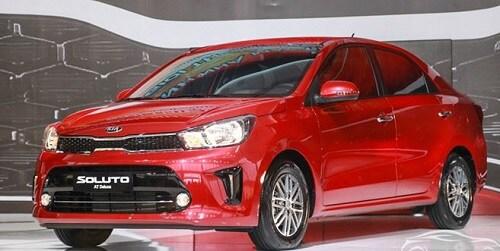 Điểm danh một số mẫu sedan giá dưới 500 triệu đồng tại nước ta