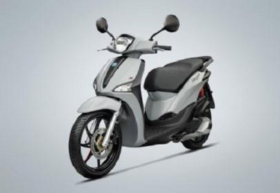 Piaggio Liberty S Black series ra mắt, đối đầu Honda SH Mode