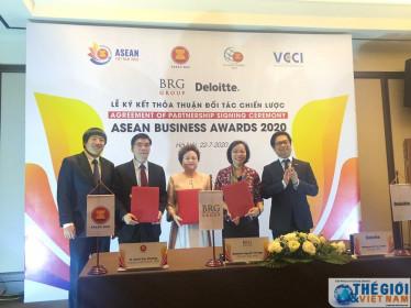 """Chính thức công bố Giải thưởng Doanh nghiệp ASEAN 2020, tôn vinh doanh nghiệp vượt """"bão"""" Covid-19"""