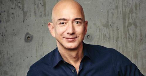 Tài sản của ông chủ Amazon tăng kỷ lục lên 13 tỷ USD trong 1 ngày