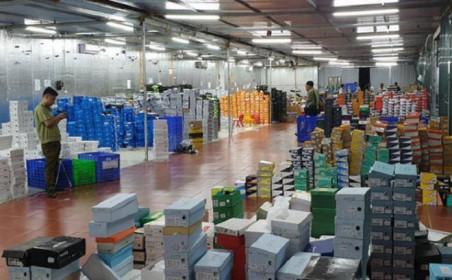 Kho hàng lậu doanh thu 650 tỷ đồng ở Lào Cai được kiểm kê thế nào?