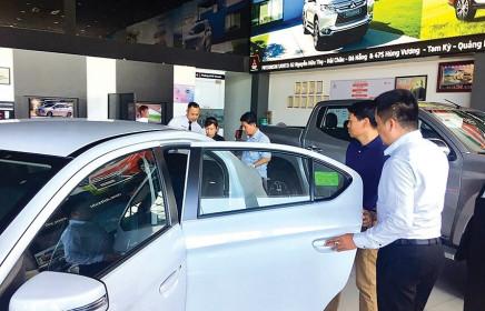 Thị trường ô tô sẽ tăng mạnh vào cuối năm