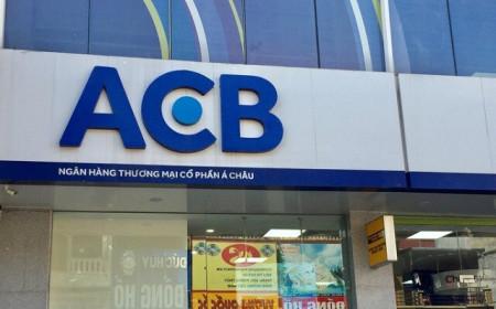 Tăng trích lập dự phòng, lãi trước thuế quý 2 của ACB giảm nhẹ 1%