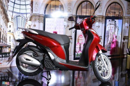 Những nâng cấp đáng giá của Honda SH Mode 2020 so với đời cũ