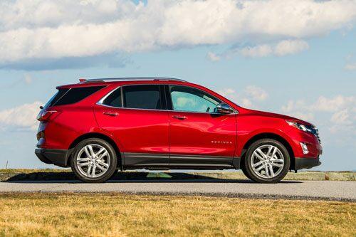Top 10 xe SUV đáng 'xuống tiền' nhất năm 2020: Gọi tên Hyundai Santa Fe, Honda CR-V
