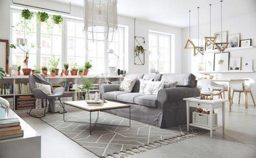 Phong cách thiết kế nội thất nhà đẹp 2020, người sành chơi nhất định phải biết