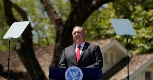 Ngoại trưởng Hoa Kỳ: 'Trung Quốc là mối đe dọa đối với nền kinh tế và chính trị Hoa Kỳ'