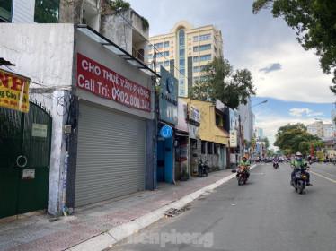 Nhà phố tiền tỷ 'thi nhau' đóng cửa, treo biển cho thuê ở trung tâm Sài Gòn