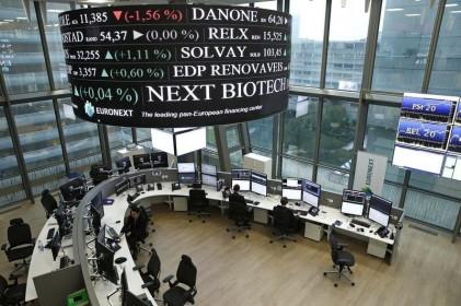 Chứng khoán châu Âu có thể tăng điểm, được hỗ trợ bởi dữ liệu khả quan