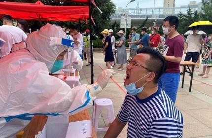 Trung Quốc: Nhiều cụm dịch bùng phát, số ca nhiễm Covid-19 mới tăng đột biến