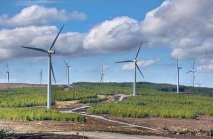 Cụm trang trại điện gió B&T hơn 8.900 tỷ ở Quảng Bình phải chờ ý kiến Bộ Công an
