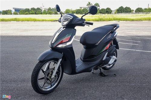 Tầm giá 60 triệu đồng, chọn Honda SH Mode 2020 hay Piaggio Liberty?