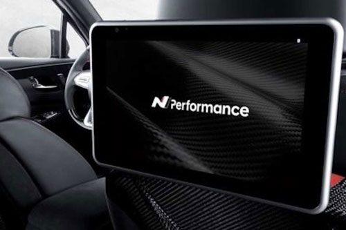 Hyundai Santa Fe 2021 có thêm phiên bản hiệu suất cao khiến fan 'chết mê'