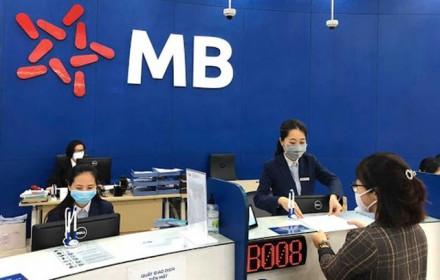 MB: Giảm trích lập dự phòng, lãi trước thuế quý 2 tăng 19%