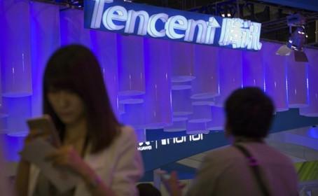 Giá trị của Tencent vượt Facebook