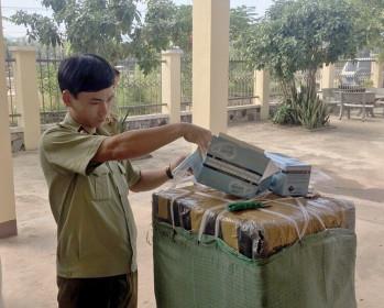 Bình Định: Tạm giữ hơn 70.000 chiếc khẩu trang y tế không có hóa đơn, chứng từ