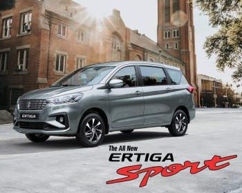 Suzuki hỗ trợ 50% phí trước bạ và tặng toàn bộ bảo hiểm cho mẫu xe Ertiga Sport