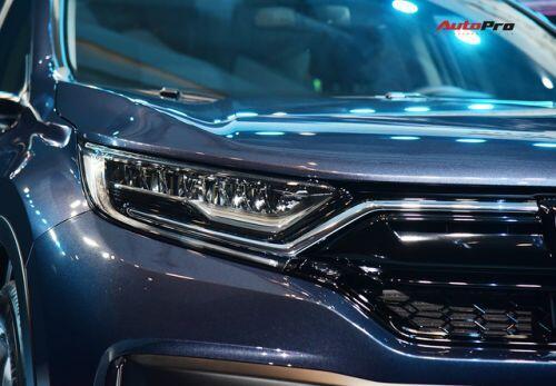 Honda CR-V 2020 bản lắp ráp có giá từ 998 triệu đồng