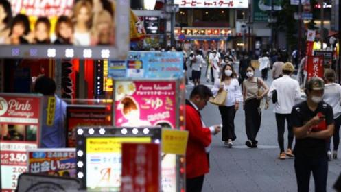COVID-19: Số ca nhiễm ở Tokyo tăng kỷ lục , Anh tái phong tỏa một phần
