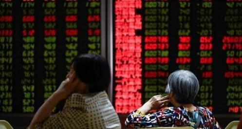 Chứng khoán Trung Quốc vật lộn tìm cửa tăng ngay đầu tuần