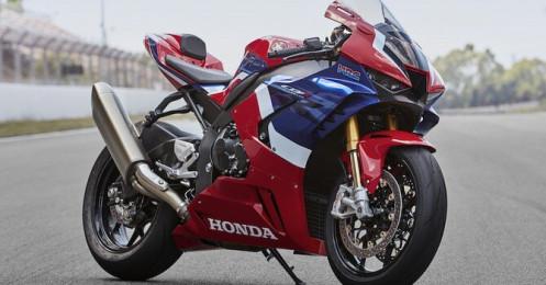 Honda ra mắt mẫu motor có giá hơn 1 tỷ đồng