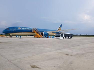 Vietnam Airlines dự kiến chở hơn 700 người mắc kẹt tại Đà Nẵng về Hà Nội, TP. Hồ Chí Minh