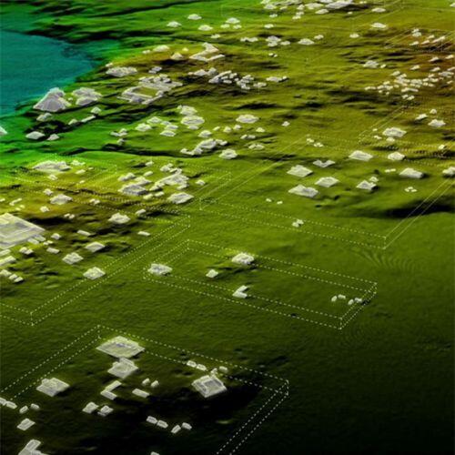 Phát hiện đô thị cổ Maya có thể viết lại lịch sử loài người