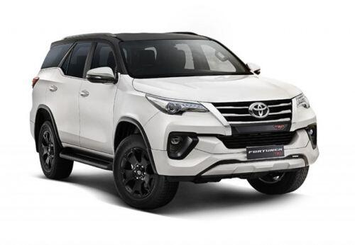Chi tiết Toyota Fortuner TRD Limited Edition vừa ra mắt
