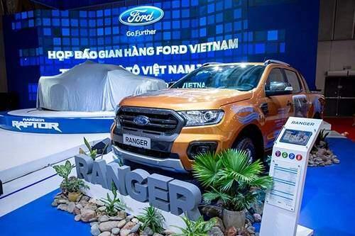 Doanh số tháng 7 của Ford Việt Nam tăng trưởng 13% so với tháng 6