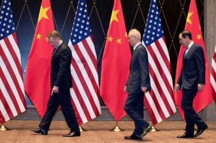 Triển vọng đàm phán thương mại Mỹ-Trung ngày càng mờ mịt