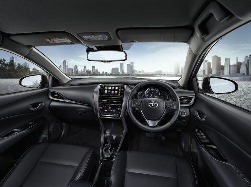 Toyota Yaris mới có giá từ khoảng 400 triệu đồng