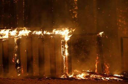 Cháy rừng khủng khiếp tại California: Thống đốc cầu cứu Canada và Australia trợ giúp