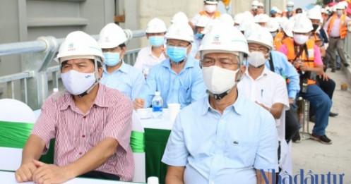 Phó Chủ tịch Võ Văn Hoan: TP.HCM có 5 việc phải làm khẩn trương để vận hành dự án ngăn triều 10.000 tỷ đồng