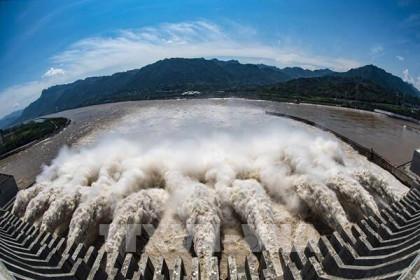 Đợt lũ thứ 5 trên sông Trường Giang khiến nước hồ chứa đập Tam Hiệp lập đỉnh mới