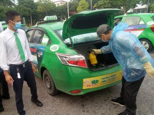 Khuyến cáo tình trạng giả mạo taxi Mai Linh