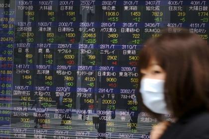 Lợi nhuận công nghiệp Trung Quốc tăng, chứng khoán châu Á trái chiều