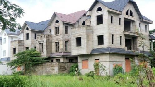 Quá lãng phí nhà, đất bỏ hoang