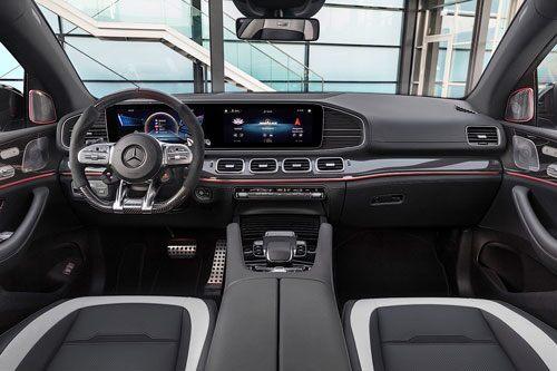 Ngắm vẻ đẹp tuyệt mỹ của Mercedes-AMG GLE 63 S Coupe 2021, giá gần 2,7 tỷ đồng