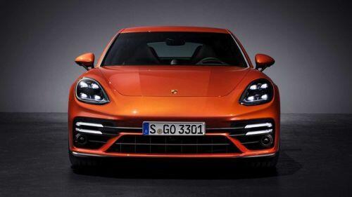 Porsche chính thức ra mắt Panamera 2021
