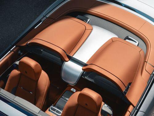 Rolls-Royce Dawn Silver Bullet - xe mui trần siêu sang 2 chỗ ngồi