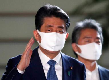Đài NHK: Thủ tướng Nhật dự định từ chức vì lý do sức khỏe
