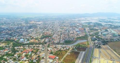 Doanh nghiệp địa ốc 'bỏ phố về tỉnh'